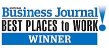 Voted Best Places to Work by North Bay Business Journal